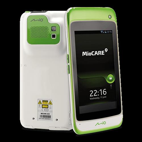 MioCARE™ A210(HD)/A235